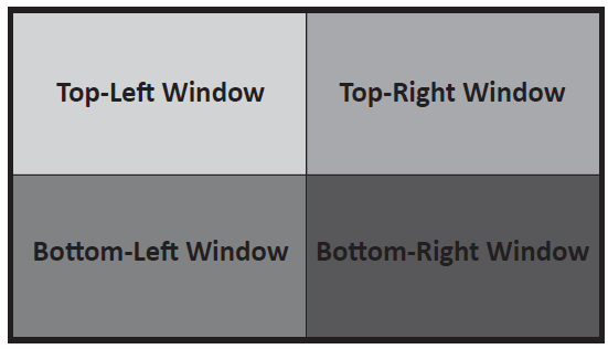 Quad Windows